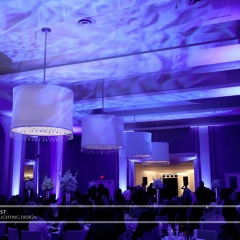 Minneapolis Wedding led uplighting at Calhoun Beach Club 14