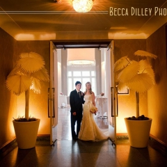Minneapolis Wedding led uplighting at Calhoun Beach Club 20
