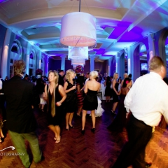 Minneapolis Wedding led uplighting at Calhoun Beach Club 12