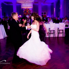 Minneapolis wedding led uplighting at Calhoun Beach Club 13
