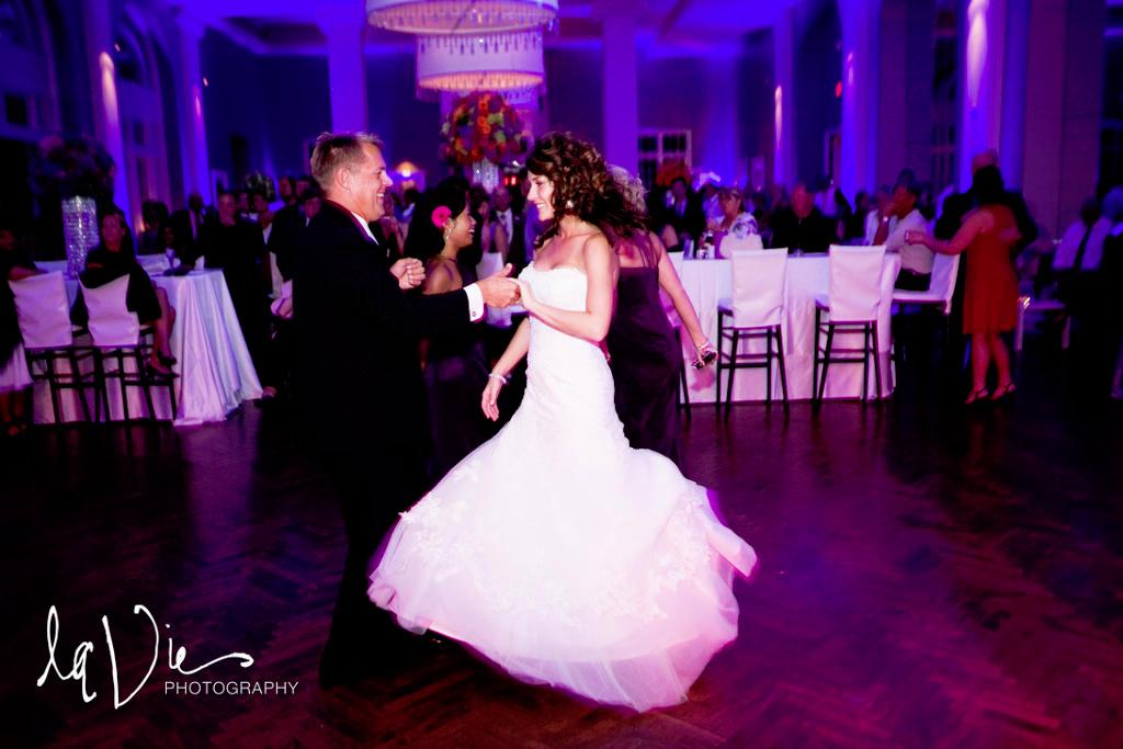 Minneapolis wedding led uplighting at Calhoun Beach Club 13