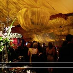 Wedding led uplighting at Interlachen  4