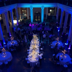 Head-table-blue-uplighting