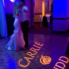 Carrie and Judd Monogram