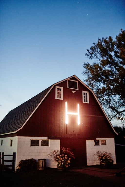 Tent clouds Barn Gobo