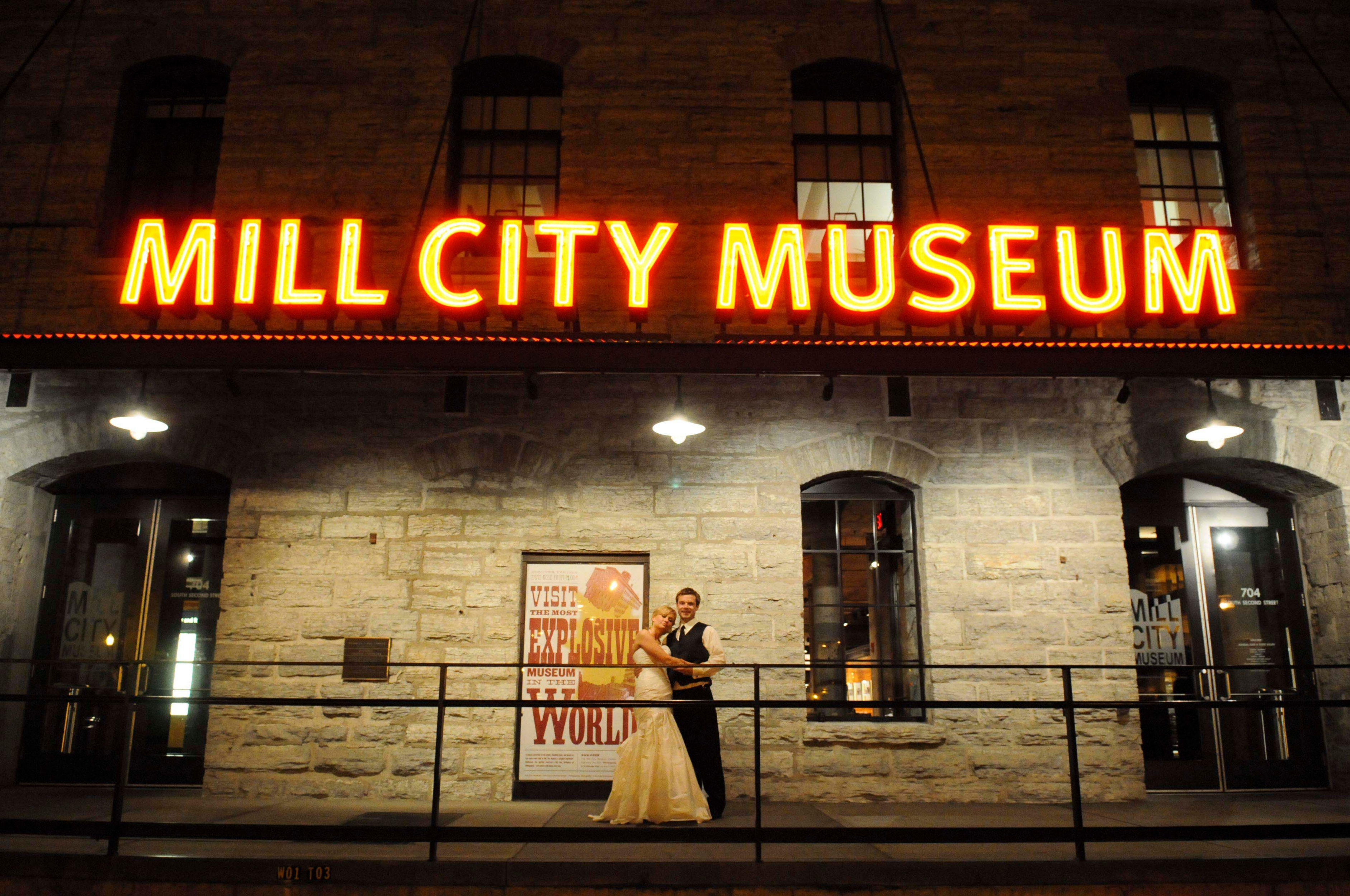 Wedding DJ Mill City Museum