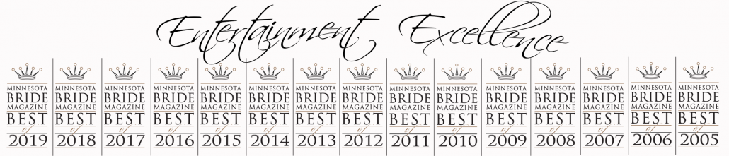 15 Consecutive MN Bride awards