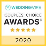 WeddingWire DJ Award